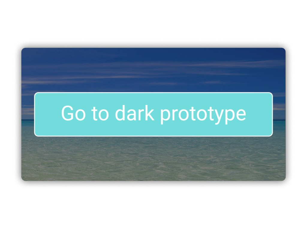 button link to dark version invision prototype